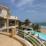 Luxury 3 Bedroom Beach Front Condo in Cabarete