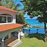 Gorgeous Luxury Beach front Villa inside gated community
